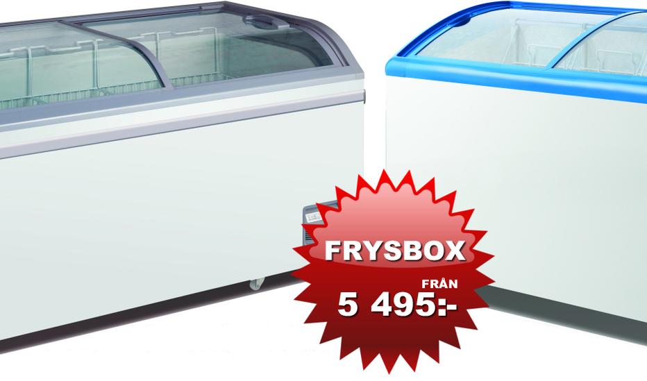 frysbox rea